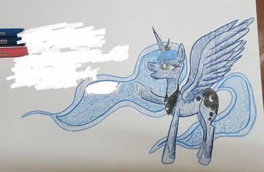 Luna Envelope by siberian502