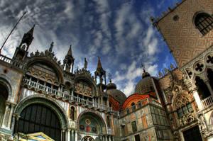 palazzo ducale by uurthegreat