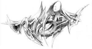 graffiti by josho2121