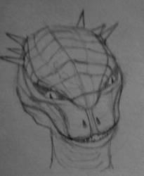 sketch of Deeja by Katty93Cat