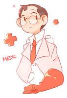 Ze Red Medic by SallysTale