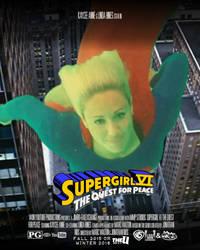 Supergirl VI Park Avenue Movie Poster by WONTV5