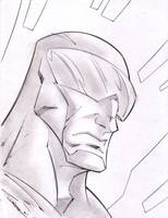 DR Sirocco Sketchshot by StevenSanchez