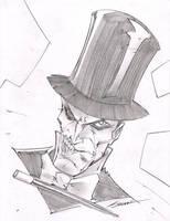 Abre Cadaver Sketchshot by StevenSanchez