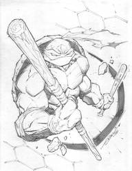 Donatello by StevenSanchez