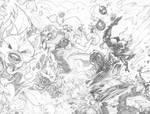 Harley vs Batgirl DPS by StevenSanchez
