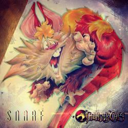 Thundercats Snarf by StevenSanchez