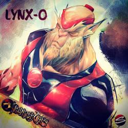 Thundercats Lynx O by StevenSanchez