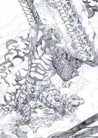 angry hulk by zany88
