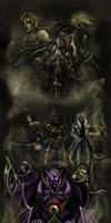 Legacy of the bloodcursed by Obsidianwatcher