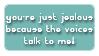Just Jealous... by Foxxie-Chan