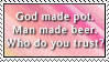 God? Man? Who to Trust? by Foxxie-Chan