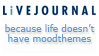 LiveJournal - Moodthemes by Foxxie-Chan