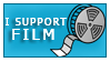 I Support Film by Foxxie-Chan