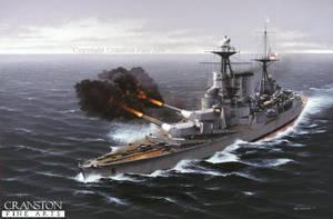 Battle of the Denmark Strait Part 1 by bwan69