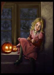 -Happy Halloween 2007- by Wictorian-Art