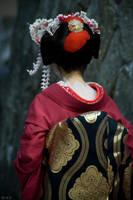 Kyoto Geisha2 by Wictorian-Art
