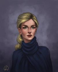 Julia by Wictorian-Art
