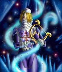 Sheik by Wictorian-Art