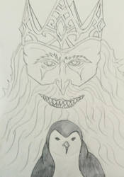 Adventure time - The King of Ice by MrSmile078