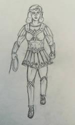 Wonder Woman (Concept) by MrSmile078
