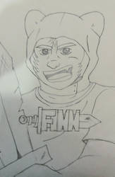 Adventure time - Finn the human by MrSmile078
