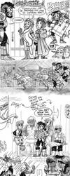 Critical Hit Doodle Diary Page 3 by BlooeyedSpazz