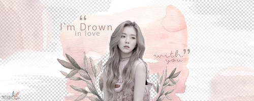 Artwork - I'm drown in love by mitsukihattori53