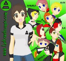 -: Taiki Webcomic :- by Vatorina