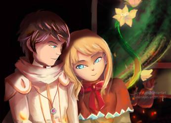 Heroes of Legend: Luminous by LunarSkyes