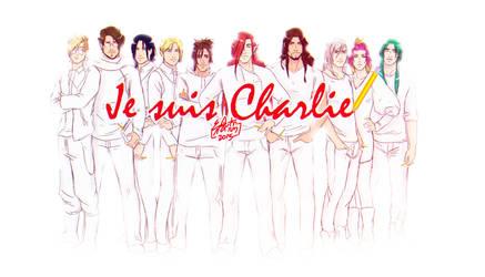 Je Suis Charlie by Eeren