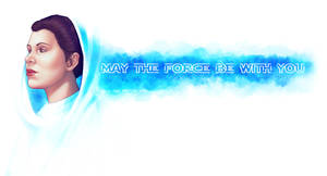 May the Force be with You by Eeren