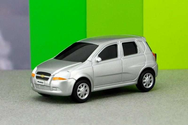 2007 Chevrolet Aveo 5 Door Silver Kamo By Deanomite17703 On