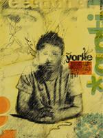 Thom Yorke by nadydesign