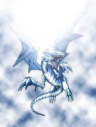 Blue-Eyes: Original by KingLegato