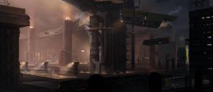 Sci-fi project by bouilloud60