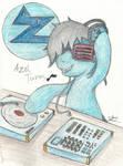 Azel Tunes by Sky-Sketch