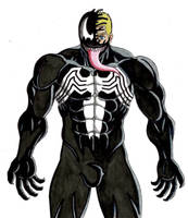Venom - color by 09tuf