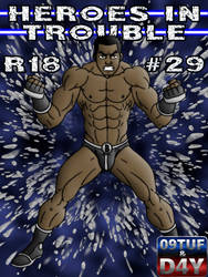 Heroes In Trouble 29 - Cover - PATREON by 09tuf