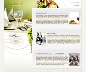 Catering - Design by pho3nix-bf