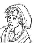 zeta sketch by niitsvee