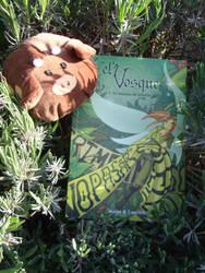 Cerdilope con El Vosque by Caryanna