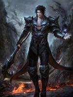 Warlock  by warthawijit