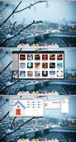 Winter Bokeh by Skorpion24
