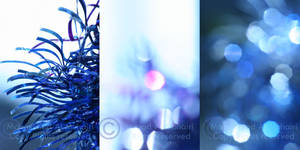 :: My Blue Attraction :: by freeze-bloom