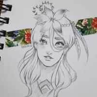 Uekiya Engeika by OhKaderegi