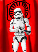 First Order Stormtrooper by Taipu556