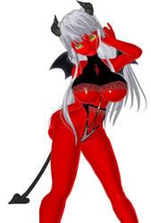 Demongirl Tghawk by Morphy-McMorpherson by tghawk555