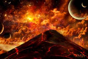 Cosmos of Armageddon - HD by texler