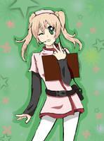 Emi Trauma center cosplay by I-am-Miss-Duckie